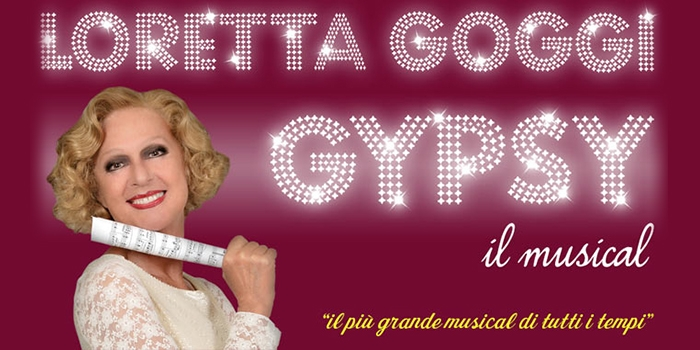 """Gypsy - il musical"""
